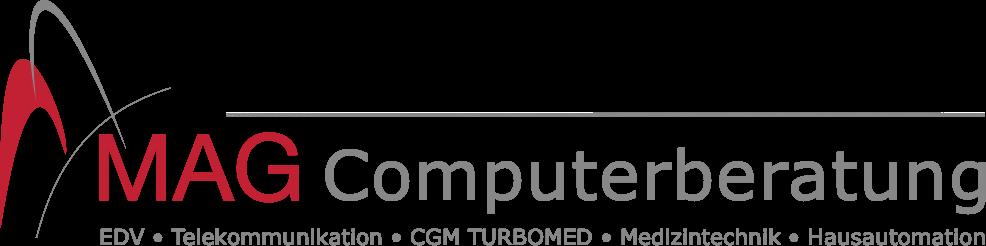 Logo der MAG Computeratung